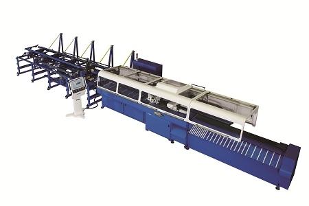 CNC 4軸智慧型切管機 / 和和機械股份有限公司