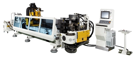 CNC 7 軸節能彎管機 / 和和機械股份有限公司
