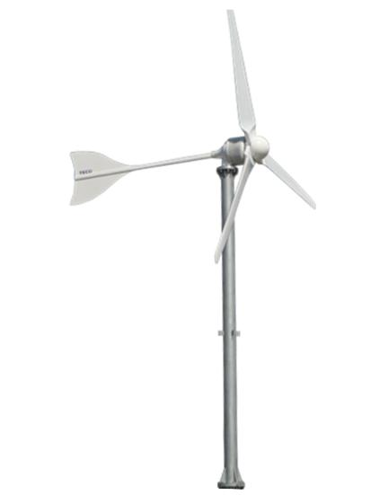 3kW wind turbine / TECO ELECTRIC & MACHINERY CO., LTD.