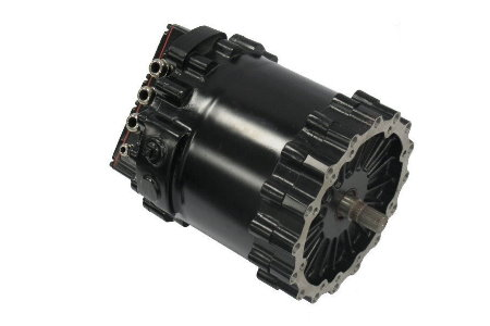 High-power EV electric vehicle motors / TECO ELECTRIC & MACHINERY CO., LTD.