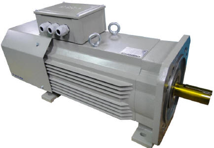 High Efficiency IPM Motor For Compressor and Water Pump / TECO ELECTRIC & MACHINERY CO., LTD.