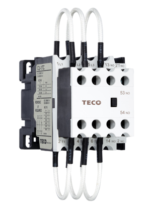 Capacitor Conctactors / TECO ELECTRIC & MACHINERY CO., LTD.