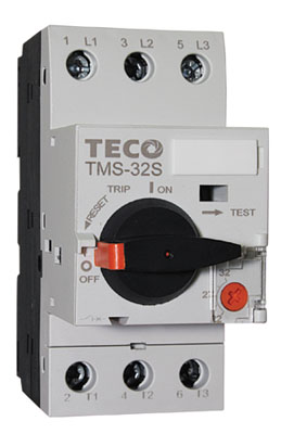Manual motor starter / TECO ELECTRIC & MACHINERY CO., LTD.