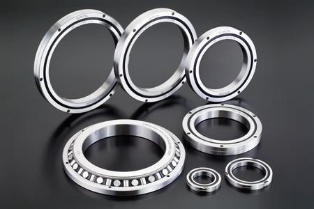 Crossed Roller Bearing Series / HIWIN TECHNOLOGIES CORP.