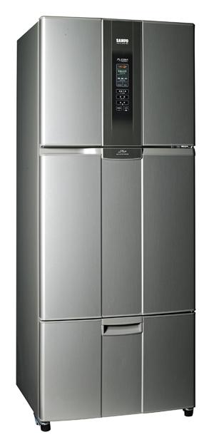 變頻冰箱 / 聲寶股份有限公司