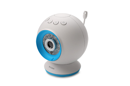 Enhanced Wireless Baby Camera / D-Link Corporation