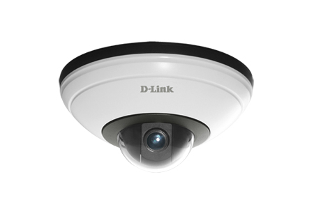 Full HD PT Dome Network Camera / D-Link Corporation