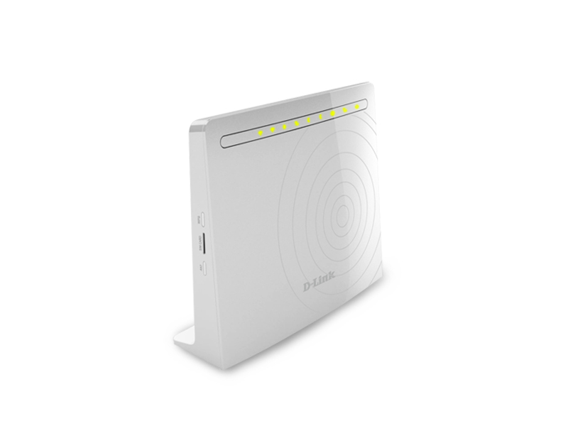 LTE及11ac語音整合無線寬頻路由器