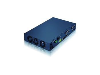 24 port Temperature-Hardened VDSL2 Box DSLAM