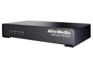 影音串流廣播機AVerCaster HD Duet / 圓剛科技股份有限公司