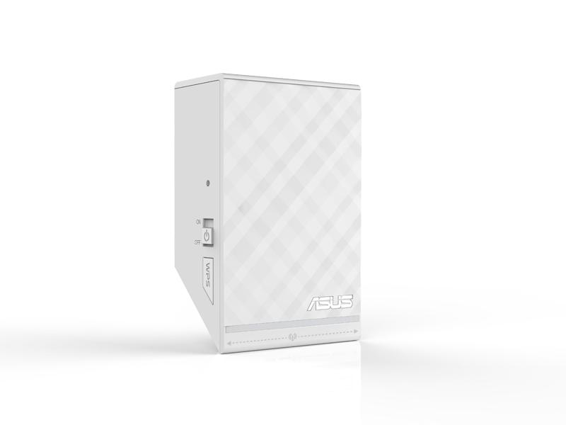 無線網路中繼器N300 / 華碩電腦股份有限公司