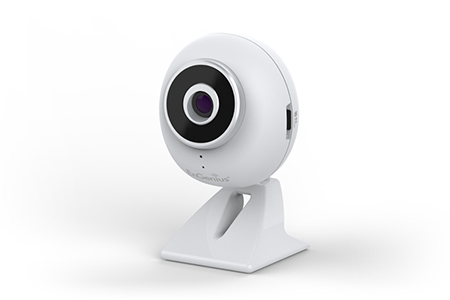 百萬畫素夜視型無線網路攝影機 / 神準科技股份有限公司