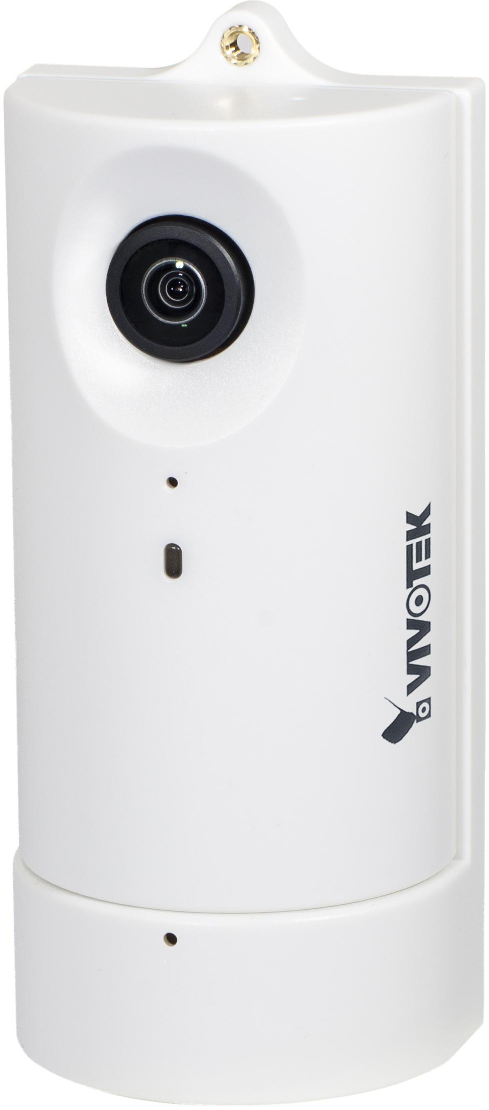 精巧型百萬畫素全景網路攝影機