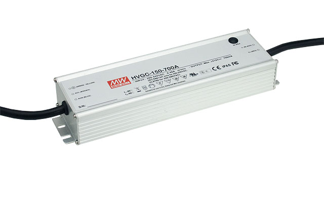 High Performance with Wide Input Voltage LED Power Supply / MEAN WELL ENTERPRISES CO., LTD.