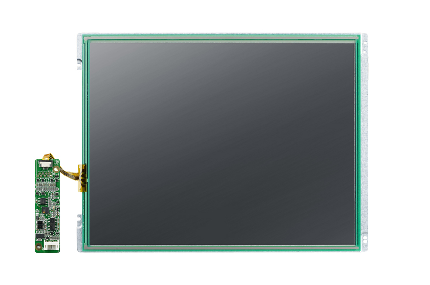 Industrial High Brightness LCD Panel with Slim Design / Advantech Co., Ltd.