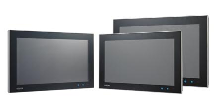 工業級多點觸控人機介面 / 研華股份有限公司