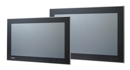 工業級寬螢幕平板顯示器 / 研華股份有限公司