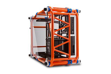 D-Frame 鋁管開放式電腦機殼 / 迎廣科技股份有限公司