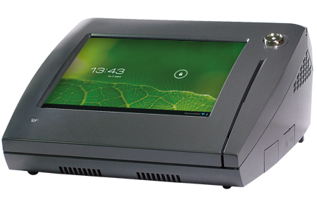 "10.4"" Android All-in-One POS System / Protech Systems Co., Ltd."