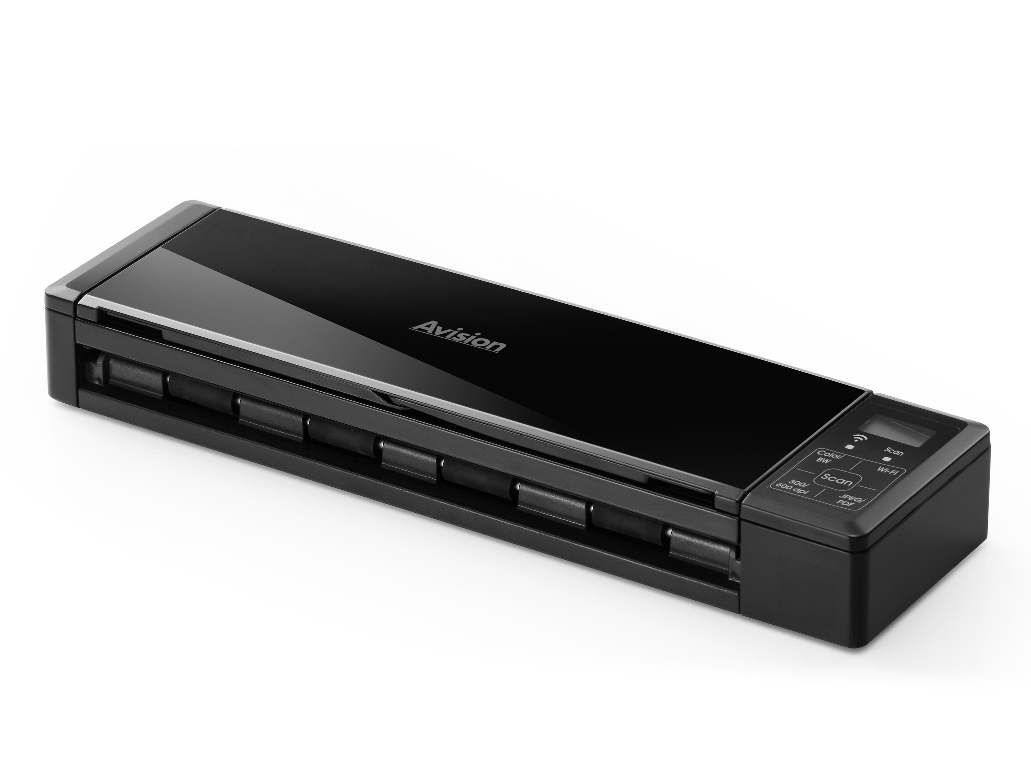 MiCube 無線行動掃描器