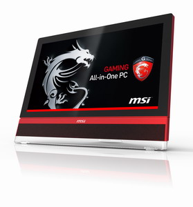 Gaming All-in-One PC / Micro-Star International Company Limited