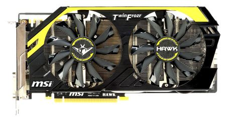 High Performance Graphics Card for Overclocking / Micro-Star International Company Limited