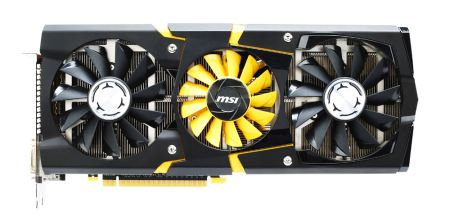Top Performance Graphics Card for extreme Overclocking / Micro-Star International Company Limited