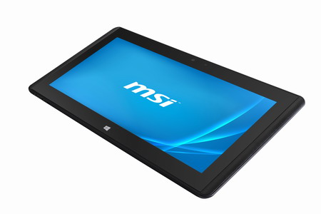 Windows 8 tablet for business & everyday users / MICRO-STAR INTERNATIONAL CO.,LTD.