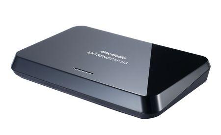 影音擷取盒 ExtremeCap U3 / 圓剛科技股份有限公司