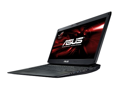 遊戲筆電-G750 / 華碩電腦股份有限公司