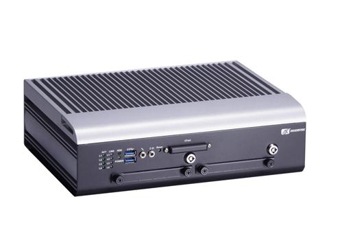 軌道交通專用無風扇嵌入式電腦平台 / 艾訊股份有限公司