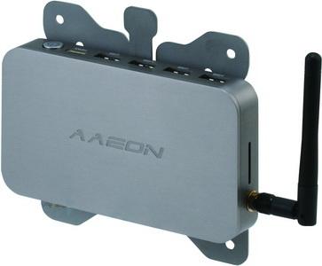 Ultra-Slim Compact Embedded Computer / AAEON Technology Inc.