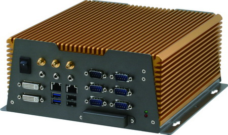 High Expansibility, Fanless, Industrial Embedded PC / AAEON Technology Inc.