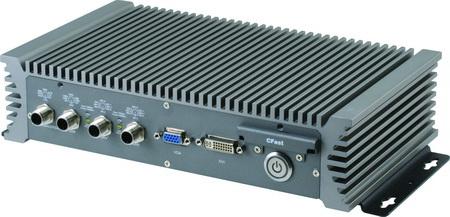 Railway BOX PC / AAEON Technology Inc.