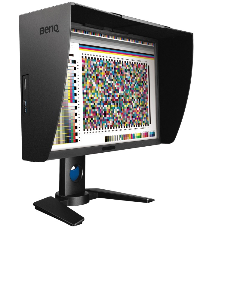 Professional Color Managment Monitor / BenQ Corporation