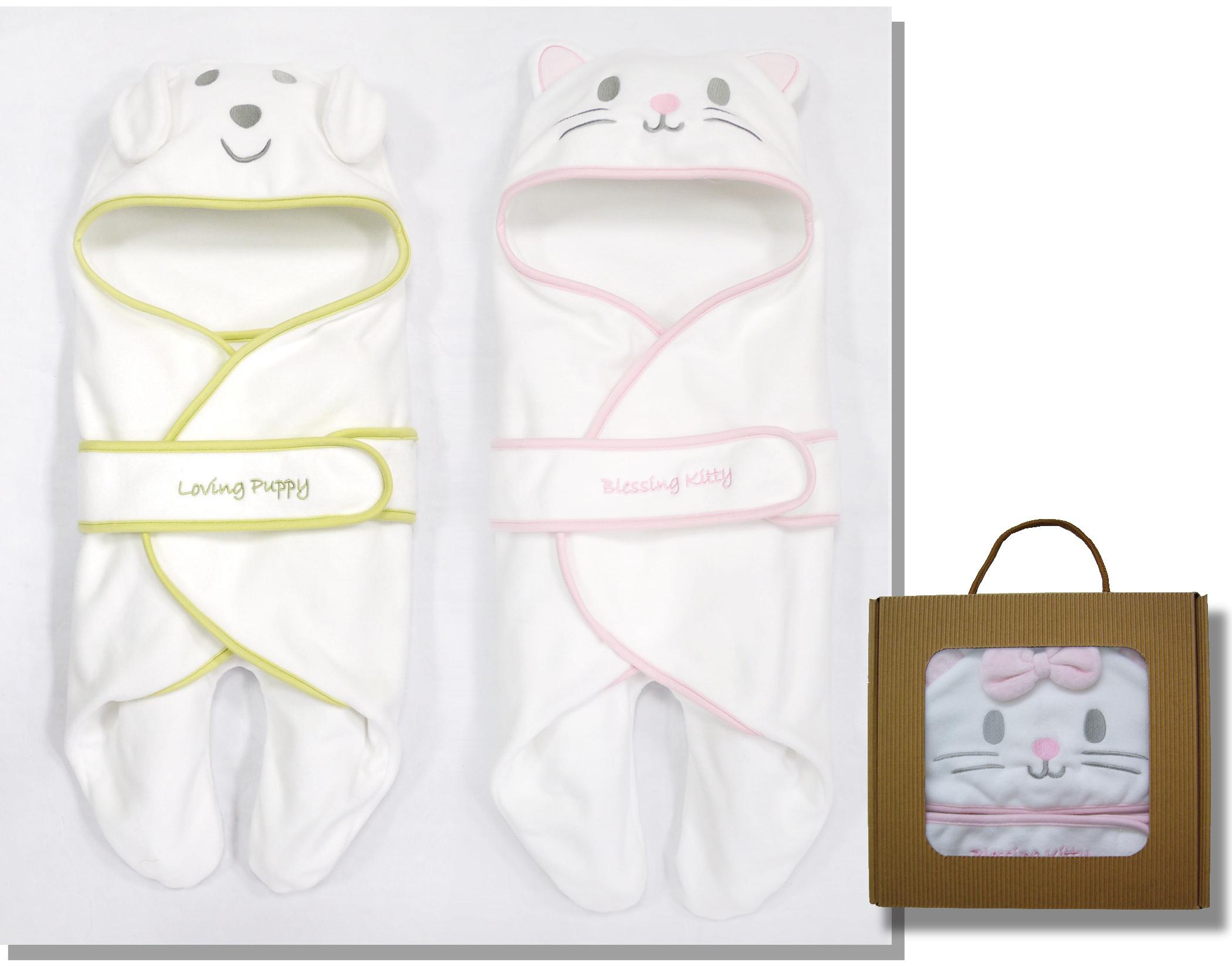 吉祥物-環保嬰兒裝