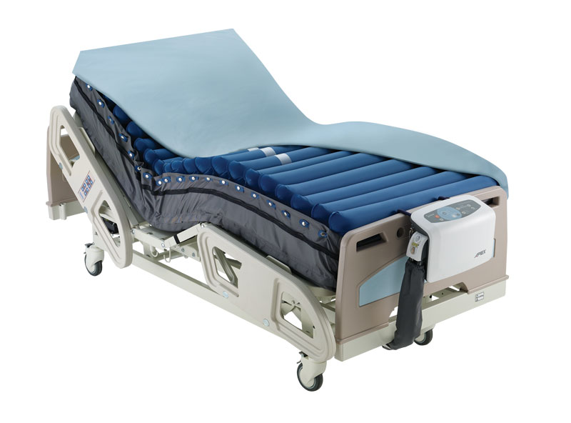 Serene TURE Low Air Loss Alternating Pressure Redistribution System / Apex Medical Corp.