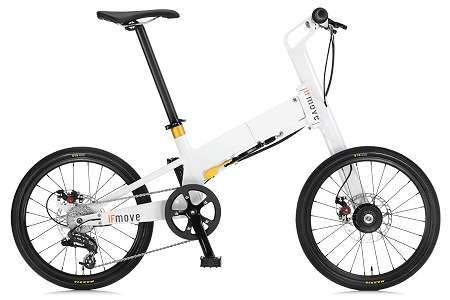 Ifmove折疊車 / 太平洋自行車股份有限公司