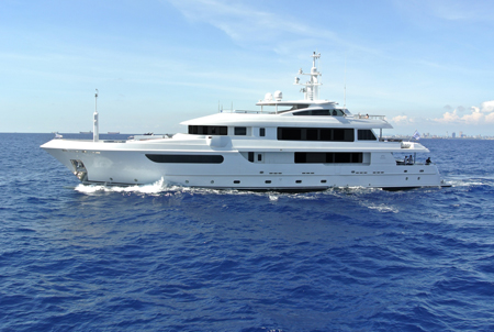 148feet Luxury Yacht / Horizon Yacht Co., Ltd.