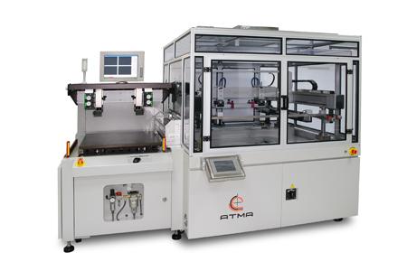 觸控薄膜細線路網印機 / 東遠精技工業股份有限公司