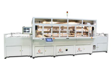 全自動影像對位光電玻璃網印機 / 東遠精技工業股份有限公司