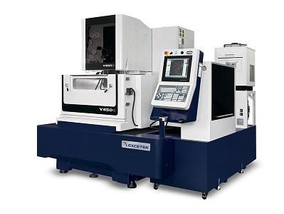 V650G 高精度 CNC 線切割機 / 精呈科技股份有限公司