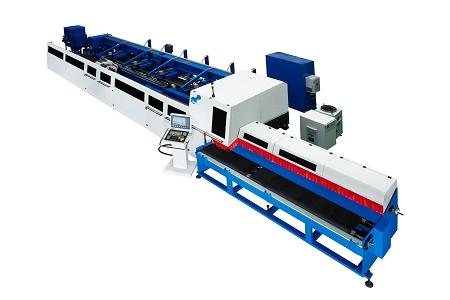 5軸光纖雷射切管機 / 和和機械股份有限公司