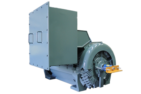 Non-sparking Explosion-proof Motor of