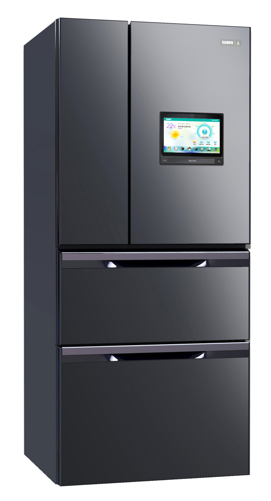 AI-ECO PAD Refrigerator / SAMPO CORPORATION