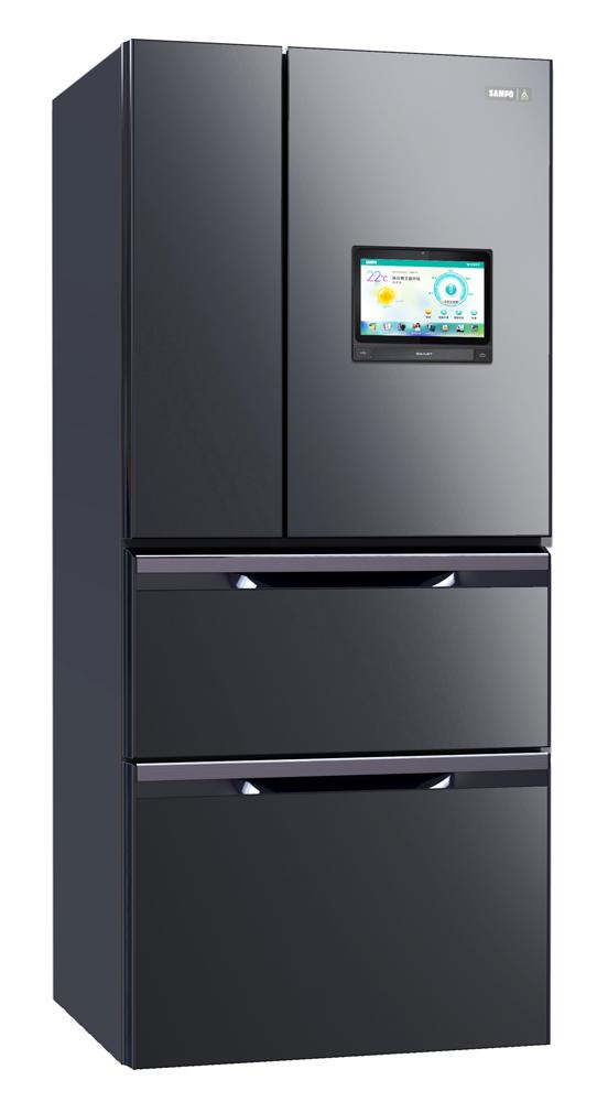 智慧節能PAD聯網冰箱 / 聲寶股份有限公司