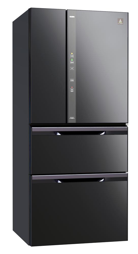 智慧節能玻璃冰箱 / 聲寶股份有限公司