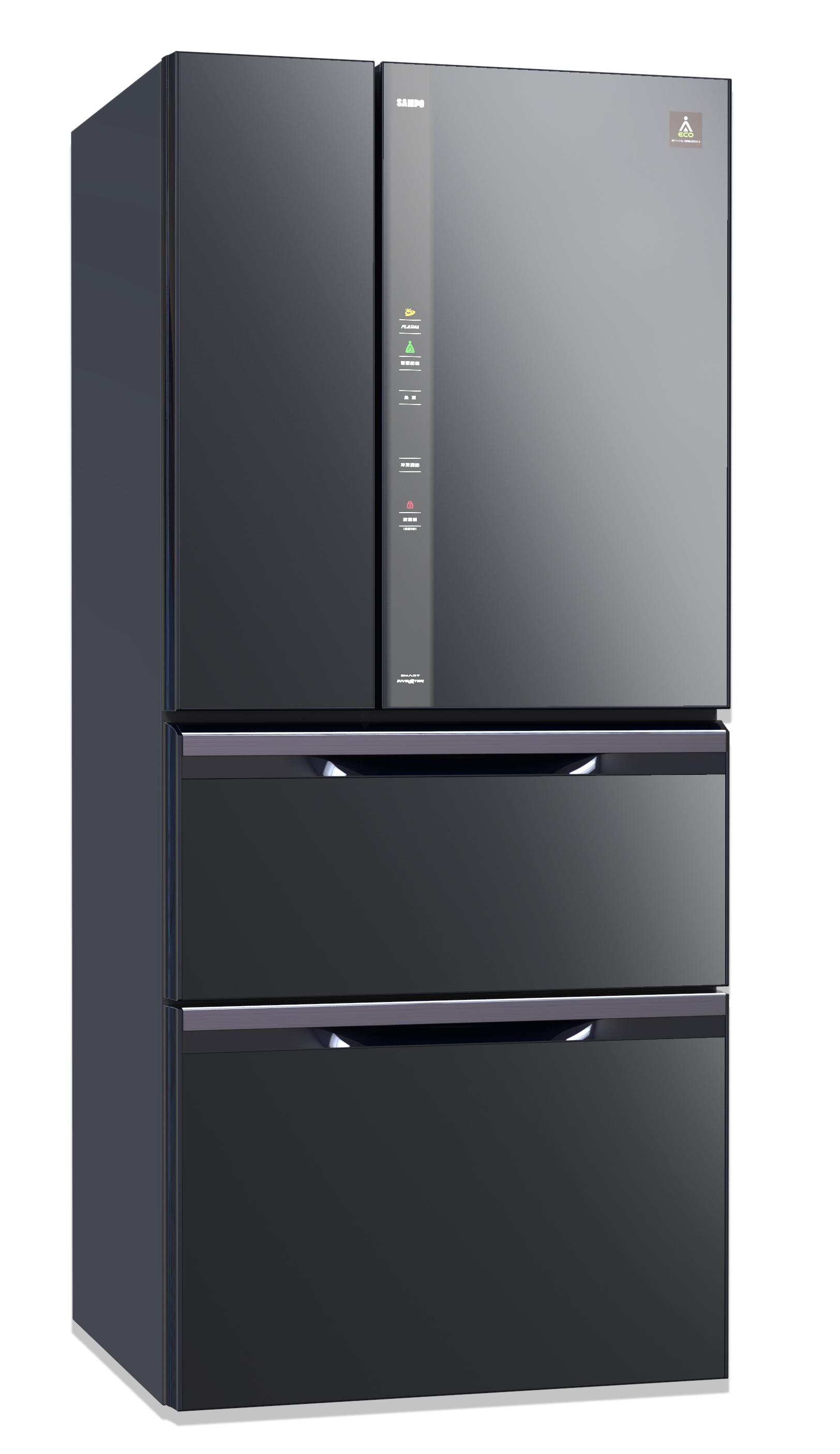 AI-ECO Refrigerator