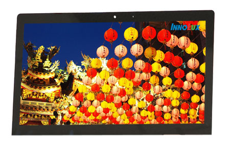 "15.6"" HD TOD Touch Total Solution / Innolux Corporation"