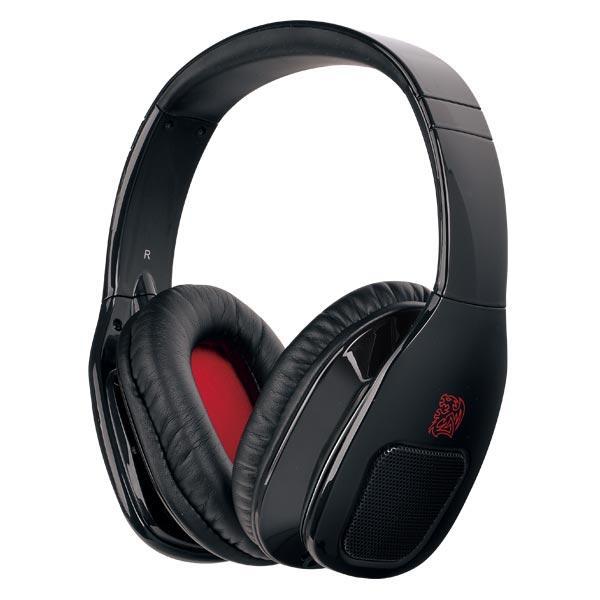 闇武者 SYBARIS 藍芽4.0 雙模式 電競耳機 / 曜越科技股份有限公司